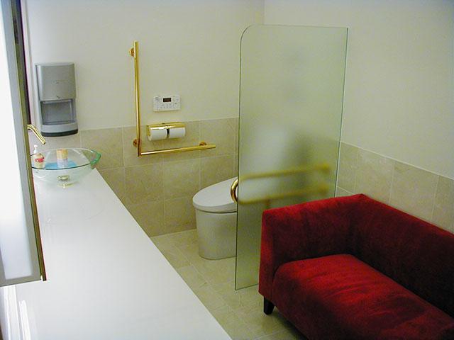 快適空間トイレ