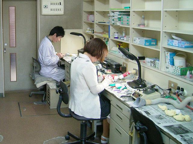 歯科技工所「(株)スカイデンタル」
